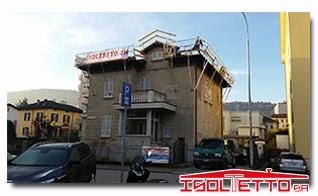 Ristrutturazione del tetto Chiasso