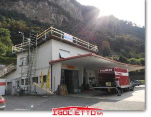 Mendrisio - Canton Ticino Trattamento Eternit